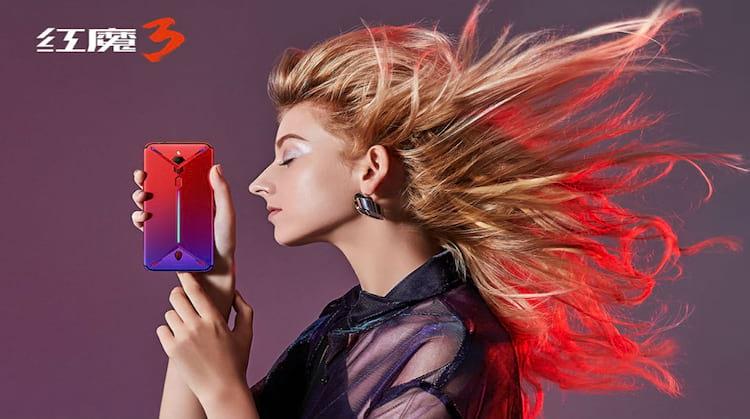 Red Magic 3 possui câmera de 48MP que permite gravar vídeos em 8K e câmera lenta