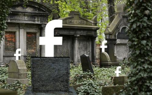 Cemitério virtual? Facebook terá mais contas de mortos do que vivos daqui 50 anos