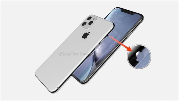 Novos modelos de iPhone devem contar com um botão vertical para silenciar o celular