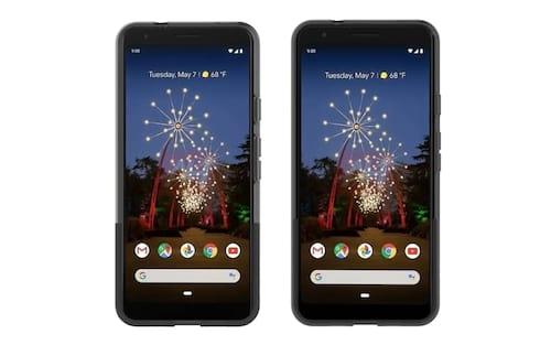 Imagem vazada dos novos aparelhos da Google confirmam visuais do Pixel 3a e Pixel 3a XL