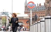 Uber adiciona instruções de transporte público e horários ao seu app em Londres