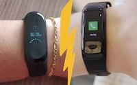 Guerra de smartbands boas e baratas: Gocomma C1PLUS vs Xiaomi Mi Band 3
