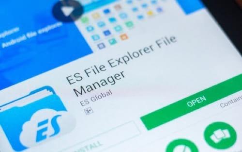O ES File Explorer foi banido da Google Play, conheça as melhores alternativas