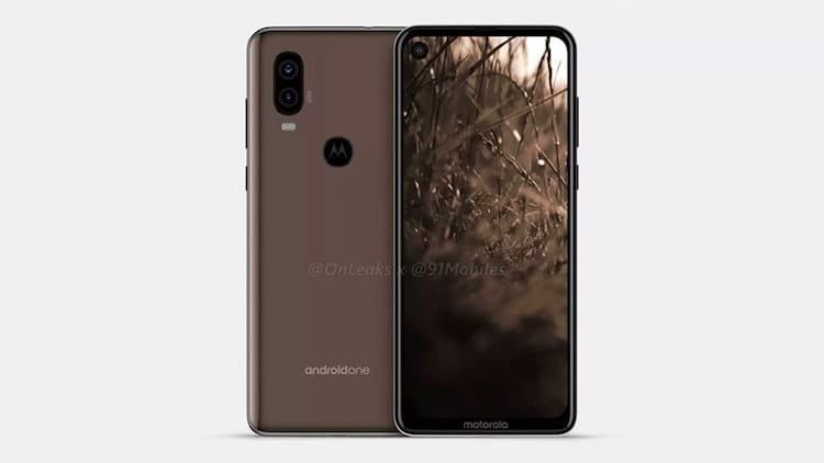 Motorola One Vision deve contar com três câmeras: uma na parte da frente de 12MP e duas na parte traseira, sendo uma de 48MP e outra de 5MP