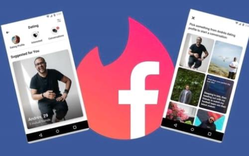 A exemplo do Tinder, Facebook lança namoro pelo aplicativo no Brasil