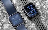 Apple Watch 3 vs. Fitbit Versa: Qual smartwatch você deve comprar?