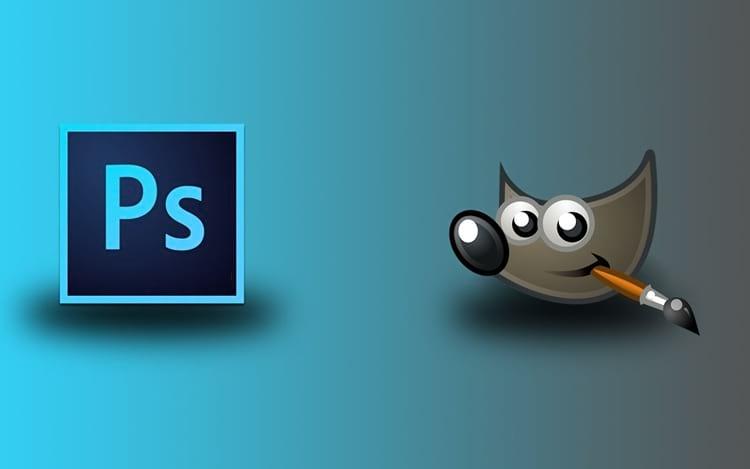 GIMP ou Photoshop? Confira esse duelo de titãs