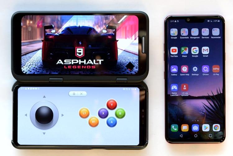 Duas telas para a jogatina e para o consumo de conteúdo