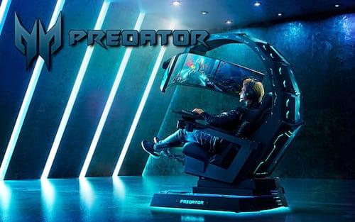 Acer traz pela primeira vez ao Brasil a Acer Predator Thronos! O setup perfeito para os gamers mais exigentes