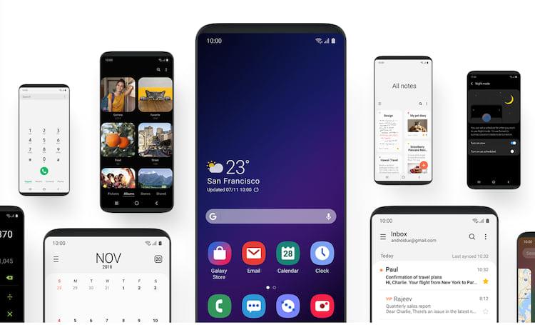 Samsung Experience foi substituída pela One UI na nova atualização da Samsung. A interface facilita o uso de aparelhos com telas grandes.
