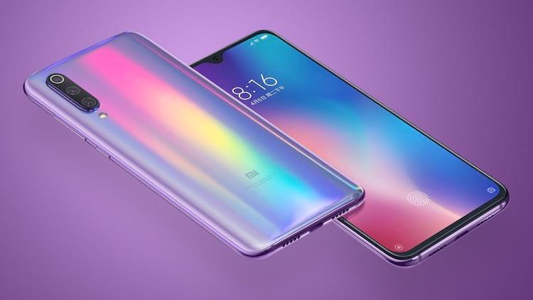 Xiaomi Mi 9, um dos carros chefes da empresa, foi lançado em fevereiro de 2019 e custa cerca de R$3.659.