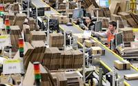Amazon utiliza sistema de controle de produtividade que pode demitir funcionários sem supervisão humana