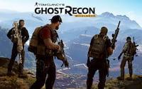 Rumor confirmado! Ubisoft lançará novo Ghost Recon nesta quinta-feira (09)