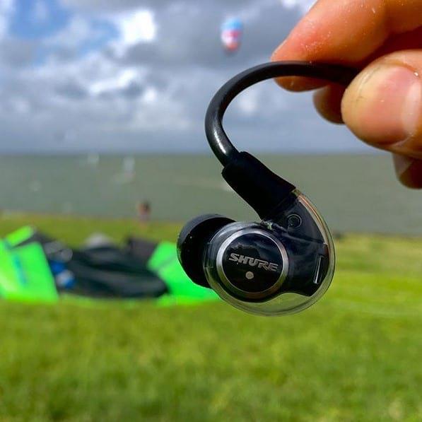 Fone in-ear eletrostatico Shure KSE1500
