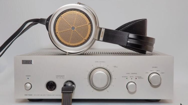 Fone Stax SR-009S e seu amplificador eletrostatico (energizer)
