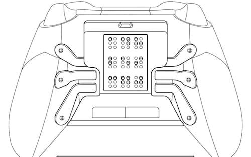 Xbox registra patente de controle com suporte a sistema Braille