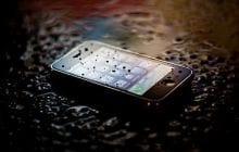 Molhou o celular? O que fazer?