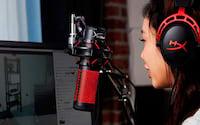 HyperX Quadcast: o primeiro microfone da marca é lançado no Brasil