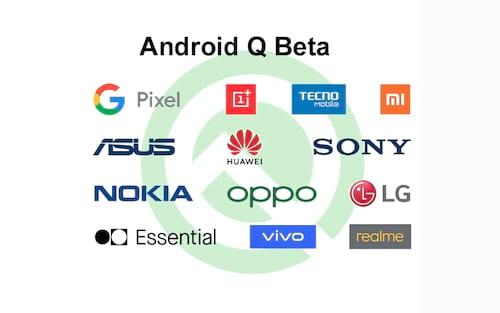 Android Q, saiba se você tem em seu bolso um smartphone BETA Android