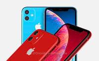 iPhone XR 2019: Últimas imagens mostram smartphone da Apple com conjunto duplo de câmeras traseira