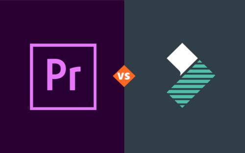 Qual o melhor editor de vídeos: Filmora ou Adobe Premiere?