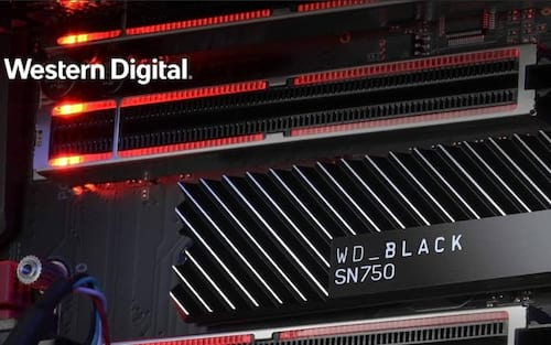 Western Digital oficializa marca WD Black no Brasil trazendo SSD com foco em jogos