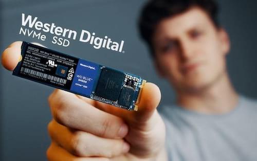 Western Digital traz ao Brasil o SSD WD Blue na vesão NVMe