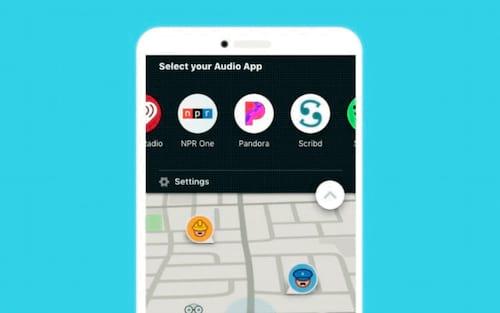 O Waze para iOS permite agora transmitir músicas do Pandora