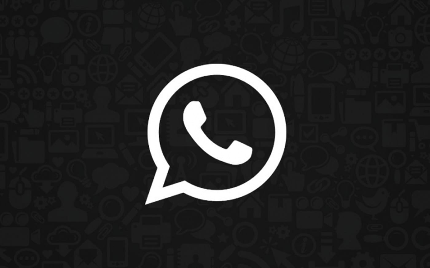 WhatsApp: modo escuro (dark mode ou night mode)