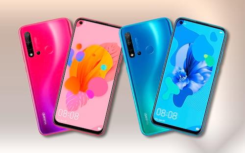 """Huawei P20 Lite 2019 vazou: Quatro câmeras traseiras, e câmera frontal """"punch-hole"""" aparecem em imagens"""