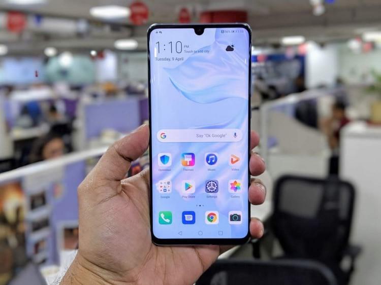 Novo smartphone P30 PRO