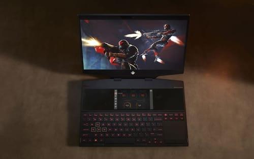 O novo laptop para jogos de tela dupla da HP permite que você assista ao Twitch e jogue simultaneamente