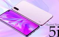 Huawei Nova 5 e Nova 5i são certificados na Rússia e China