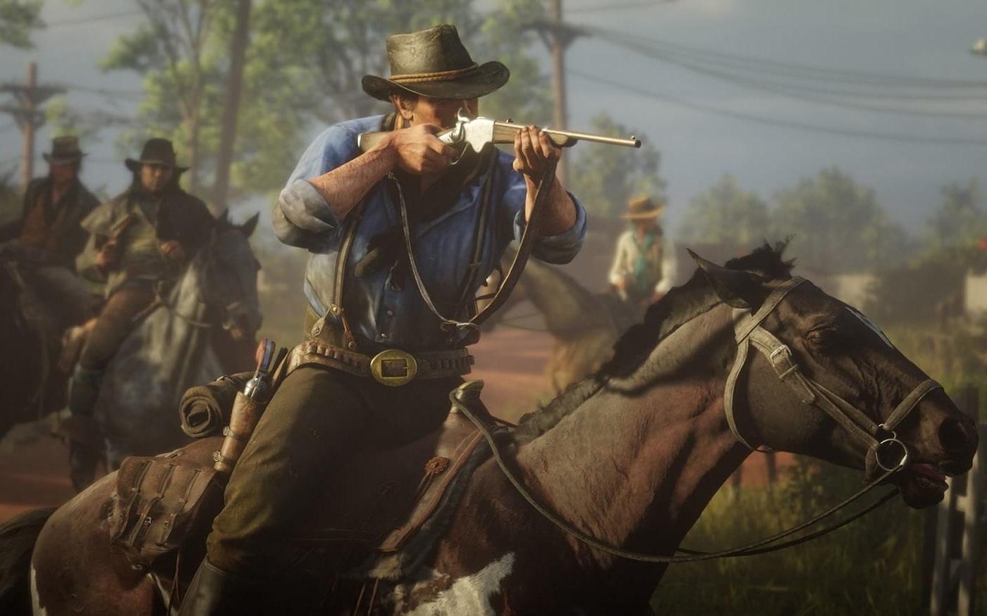 Atualização de Red Dead Redemption 2 traz novas missões e minigame de Poker