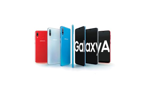 Linha Galaxy A da Samsung é sucesso de vendas na Índia