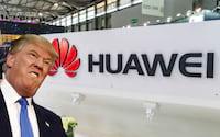 Trump declara emergência nacional, banindo empresas chinesas e acusa a Huawei