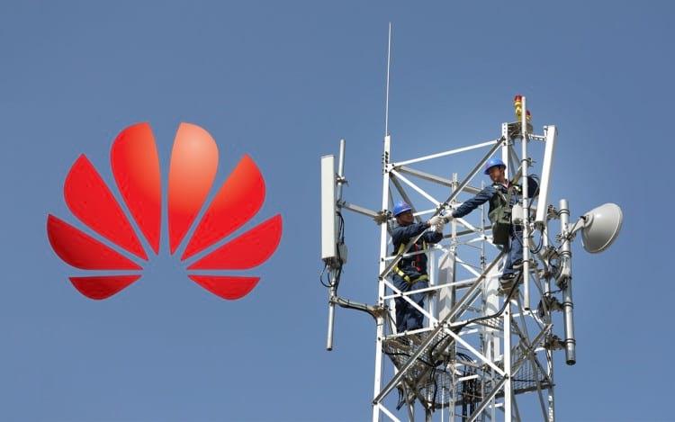 Retirada de equipamentos de telecomunicação chineses (Huawei)