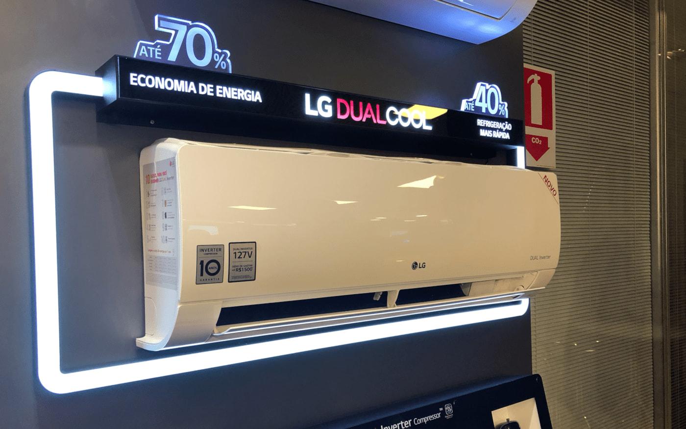 LG DUAL Inverter Split 127V: conheça o novo ar-condicionado da LG