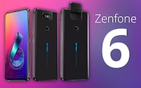 Vídeo: ASUS lança Zenfone 6 com câmera FLIP, Snapdragon 855 a partir de 449 euros