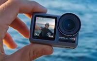 DJI lança sua câmera de ação - e ela é muito parecida com a GoPro