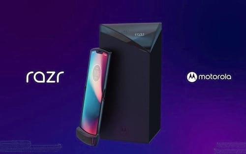 Motorola mostra o novo Razr dobrável mas deixa muitas questões no ar
