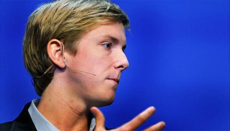 Co-fundador do Facebook Chris Hughes