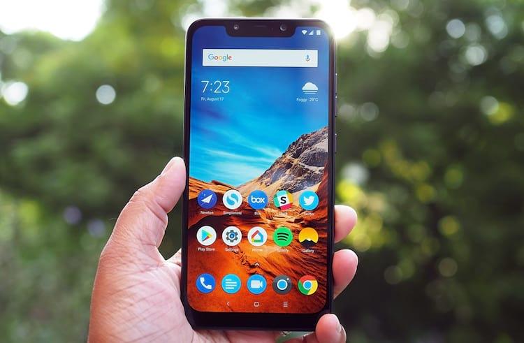 Smartphone F1 Pocophone - Um dos esperados para lançamento no Brasil