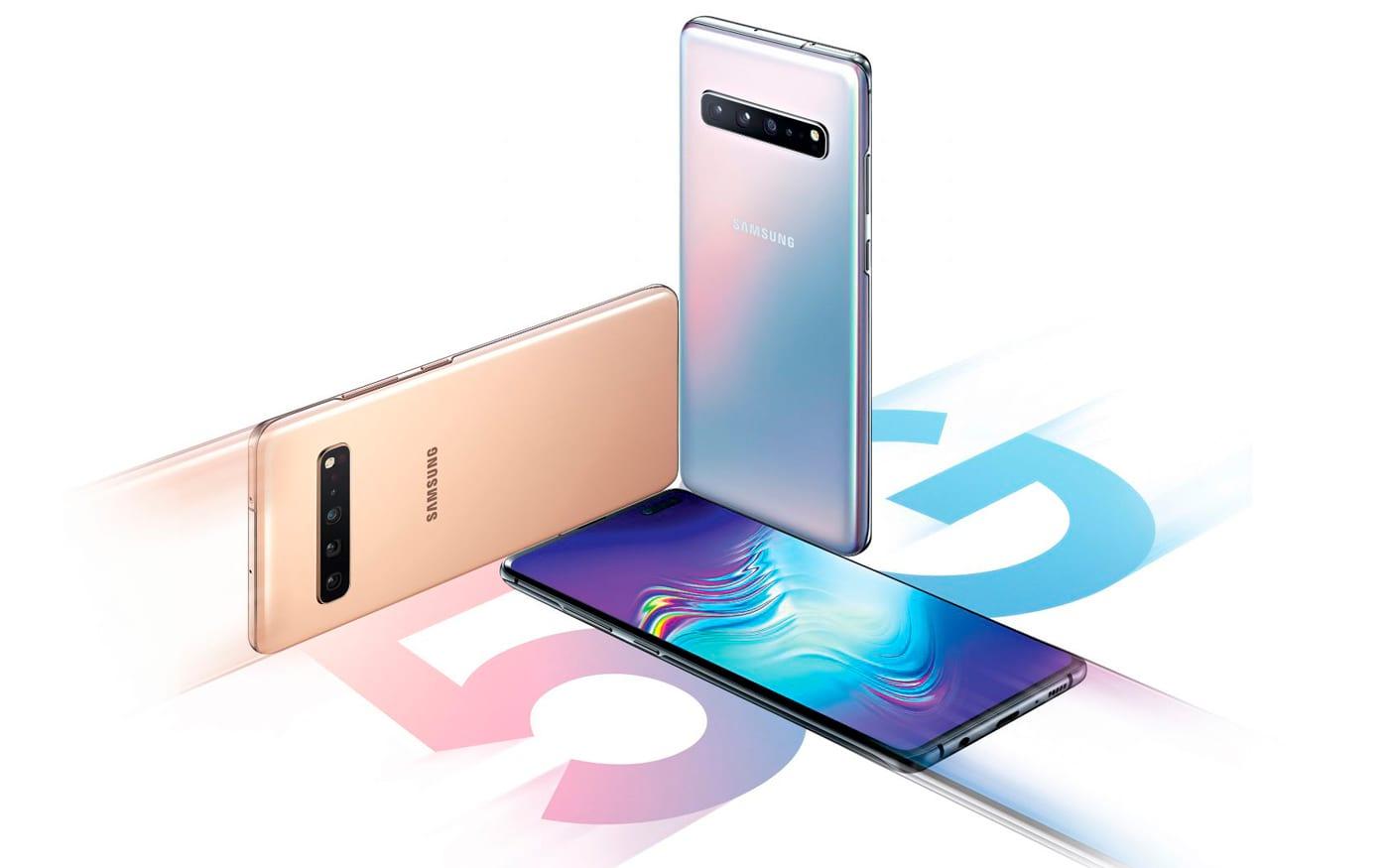 Samsung Galaxy S10 5G é o primeiro smartphone 5G dos EUA