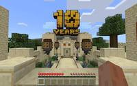 Minecraft completa dez anos e vende mais de 176 milhões de unidades