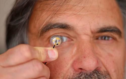 DARPA: Esta lente de contato inteligente poderia dar superpoderes à soldados