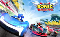 Team Sonic Racing e This War of Mine são alguns dos lançamentos desta terça-feira (21)