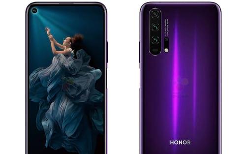Vazam novas imagens do Huawei Honor 20 e 20 Pro