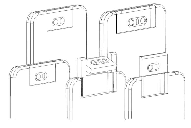 Imagens presentes na patente