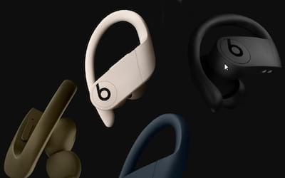 Anatel homologa os fones Powerbeats Pro da Apple